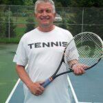 Tennis Pro Steve Levin